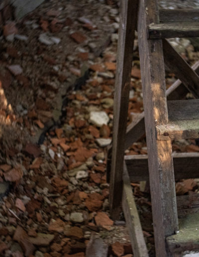 Detalj fra Stifoss (Nikon D500, Lensbaby Burnside 35)