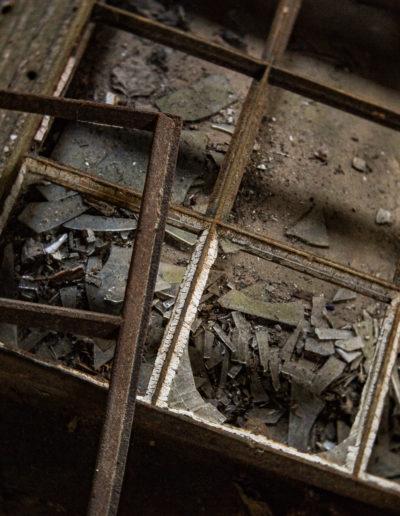 Detalj fra Stifoss (Nikon Df, Lensbaby Velvet 56)